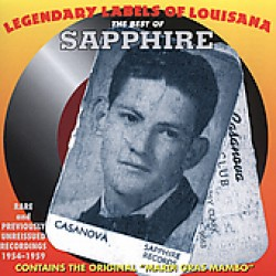 Best Of Sapphire- Rare & Unreissued Recordings1954-59