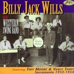 Wills Billy Jack- Sacramento 1952-1954