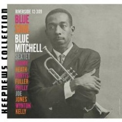 Mitchell Blue- Blue Soul (Keepnews Collection)