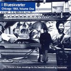 Blueskvarter Vol. 1-Johnny Young & Walter Horton (2cds)