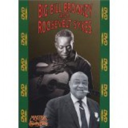 Big Bill Broonzy/ Roosevelt Sykes- DVD Masters of Country Blues
