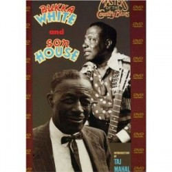 Bukka White / Son House- DVD- Masters Of Country Blues