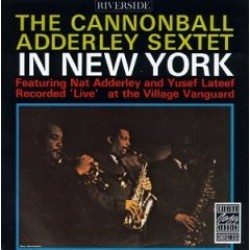 Adderley Cannonball- In New York (Keepnews Edition)