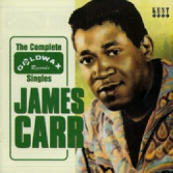 Carr James-(USED) Complete GOLDWAX singles
