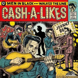 Cash-A-Likes-Men In Black Who Walked The Line