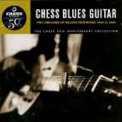 Chess Blues Guitar- 2 Decades of Killer Fretwork VOL 2