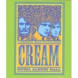 CREAM- Royal Albert Hall