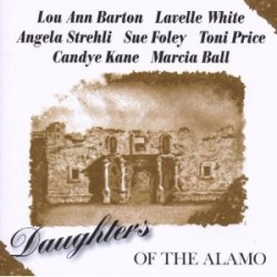 Antones Women- (2CDS) Daughters Of The Alamo