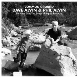 Alvin Dave & Phil- Common Ground