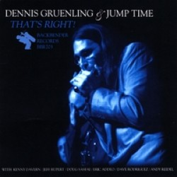 Gruenling Dennis & Jump Time- That's Right!!