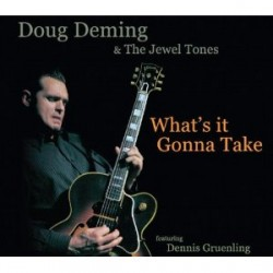 Deming Doug & The Jewel Tones- Whats It Gonna Take
