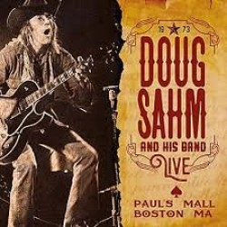 Sahm Doug & His Band- Pauls Mall- Boston 1973