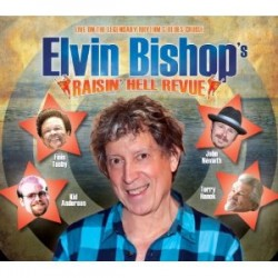 Bishop Elvin- Hell Raisin Revue (LIVE)
