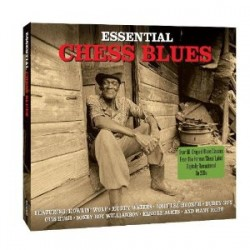 Essential CHESS Blues- (2CDS) 56 Blues Classics from CHESS Label
