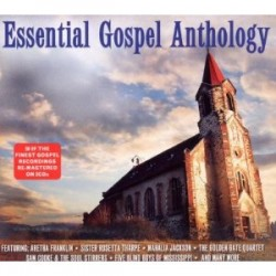 Essential Gospel Anthology- (2CDS) Fifty Remastered Classics