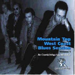 Smith Gary- Mountain Top Blues Session