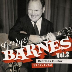 Barnes George-(2CDS) Restless Guitar 1952-62