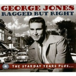 Jones George-(3CDS) Ragged But Right- STARDAY Recordings