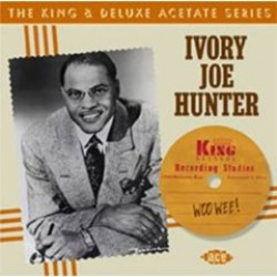 Hunter Ivory Joe- The KING & DELUXE Acetate Series