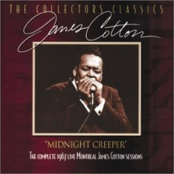 Cotton James- (2CDS) Midnight Creeper-COMPLETE 1967 LIVE SESSION