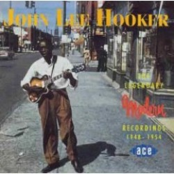 Hooker John Lee- Legendary MODERN Recordings 1948-1954 (USED)