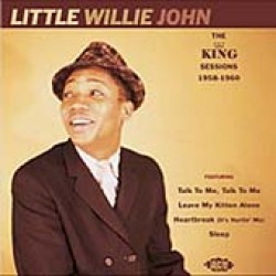 Little Willie John- The KING Sessions 1958-60