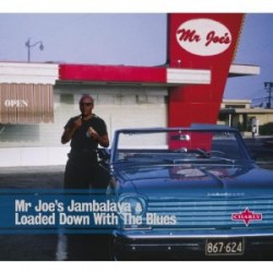 Mr Joes Jambalaya- (2CDS USED) Loaded Down With The Blues