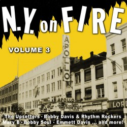 New York On Fire- Volume 3