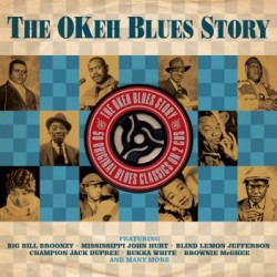 OKEH Blues Story-(2CDS) 50 Original Blues Classics