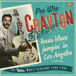 Crayton Pee Wee- Texas Blues Jumpin In Los Angeles