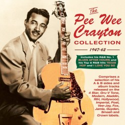 Crayton Pee Wee-(2CDS) Collection 1947-1962