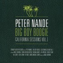 Nande Peter- California Sessions (w/ Jr. Watson & James Harman