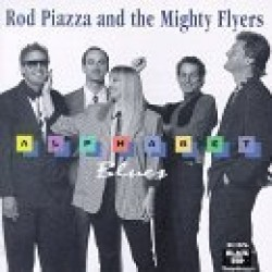 Piazza Rod & Mighty Flyers-(USED) Alphabet Blues