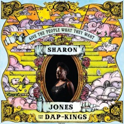 Jones Sharon & The Dap Kings- Give The People What They Want