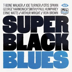 Smith George Harmonica +Otis Spann- Super Black Blues