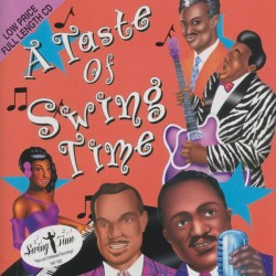 A Taste Of SWING TIME- Lloyd Glenn- Jimmy McCracklin