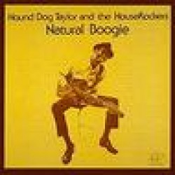 Taylor Hound Dog- Natural Boogie (USED)