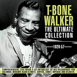 Walker T-Bone-(5CDS) The Ultimate Colelction 1929-57