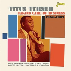 Turner Titus-(2CDS) Takin Care Of Business 1954-62