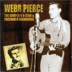 Pierce Webb- (2CDS)- Complete 4-Star & Pacemaker Recordings