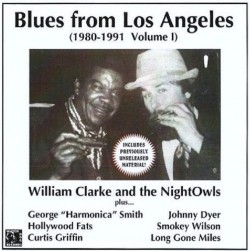 Blues From Los Angeles- Volume 1  (1980-91)