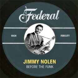 Nolen Jimmy- Before The Funk