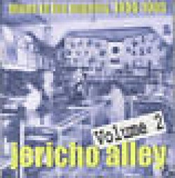 Jericho Alley- Vol 2- Downhome Blues In Los Angeles 1956-65