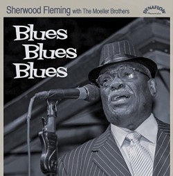 Fleming Sherwood / The Moeller Bros- Blues Blues Blues