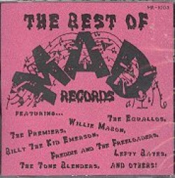 MAD Records- Best of- CHICAGO R&B