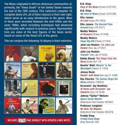 An Easy Introduction-(16LPS on 8CDS) THE BLUES