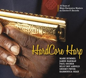 Hard Core Harp- 20 Years of Blues Harmonica