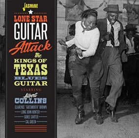 Lone Star Guitar Attack- Kings Of Texas Guitar