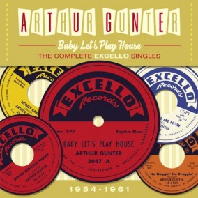 Gunter Arthur- Baby Let\'s Play House 1954-61