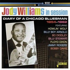 Williams Jody- Diary Of A Chicago Bluesman